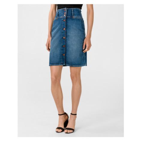 Pepe Jeans Evelyn Skirt Blue