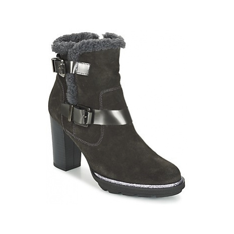 Fericelli FAIKA women's Low Ankle Boots in Grey