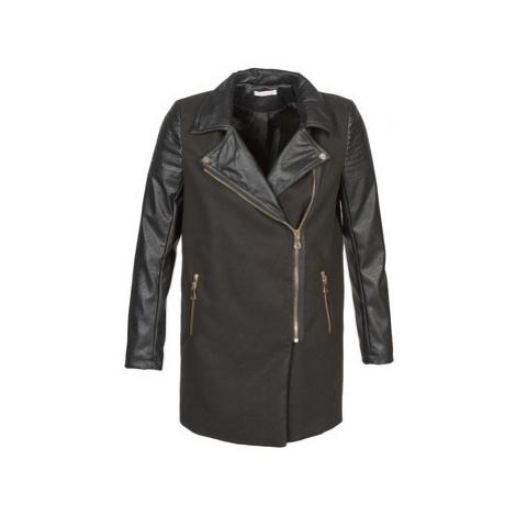 Moony Mood BLAIR women's Coat in Black
