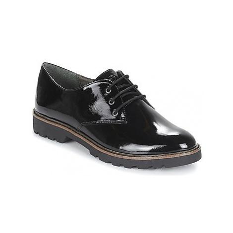 Tamaris BADAM women's Casual Shoes in Black