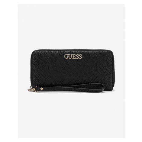 Guess Alby Large Wallet Black