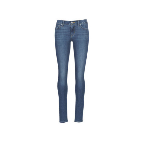 Levis 711 SKINNY women's in Blue Levi´s