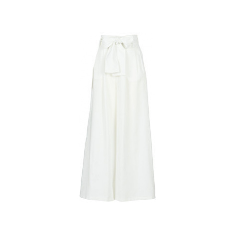 Betty London KIYTE women's Trousers in White