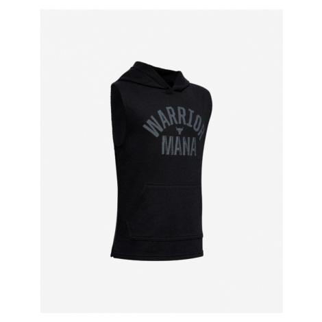 Under Armour Project Rock Kids Sweatshirt Black