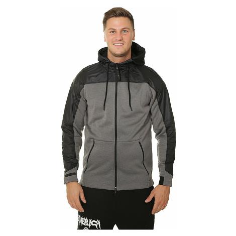 sweatshirt Under Armour ColdGear Zip - 019/Charcoal - men´s