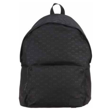 Armani Exchange Backpack Black