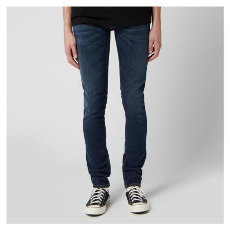 Nudie Jeans Men's Skinny Lin Jeans - West Coast Worn Nudie Jeans Co
