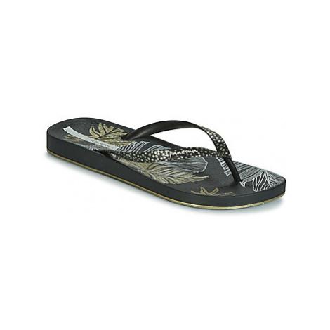 Ipanema ANAT NATURE III women's Flip flops / Sandals (Shoes) in Black