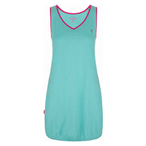 Loap BUJULA light green - Women's tank top