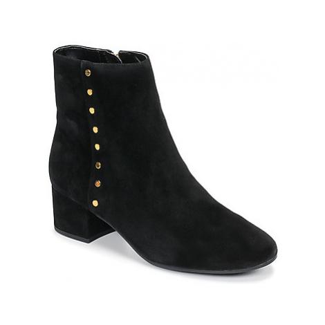 Lauren Ralph Lauren WHARTON-BOOTS-CASUAL women's Low Ankle Boots in Black