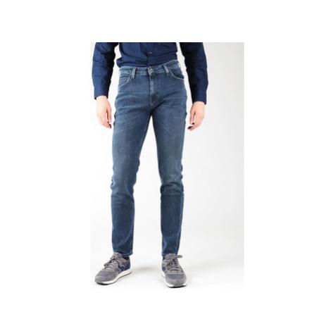Lee Rider Urban Worn L701YQJN men's Skinny Jeans in Blue