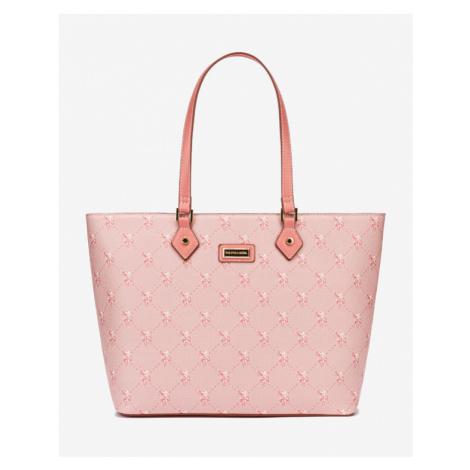 U.S. Polo Assn Hampton L Handbag Pink