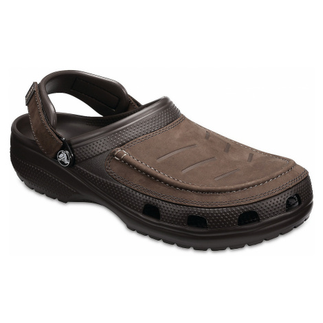 shoes Crocs Yukon Vista Clog - Espresso/Espresso