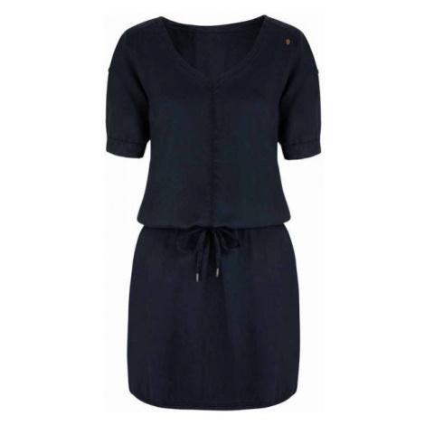Loap NADYN dark blue - Women's dress