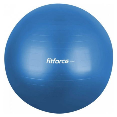 Fitforce GYM ANTI BURST blue - Gym ball