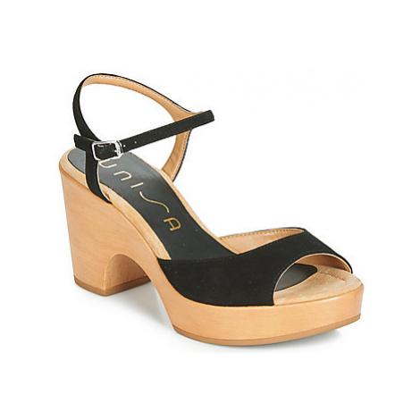 Unisa ONTRAL women's Sandals in Black