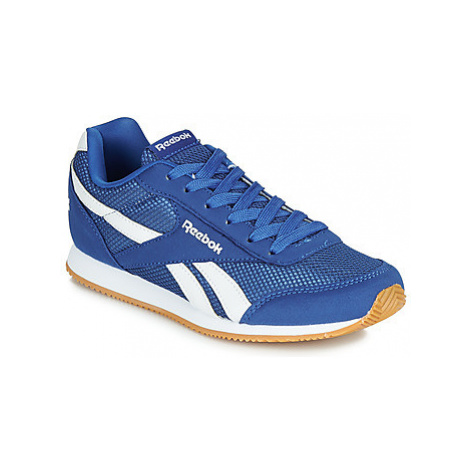 Reebok Classic REEBOK ROYAL CLJOG 2 boys's Children's Shoes (Trainers) in Blue