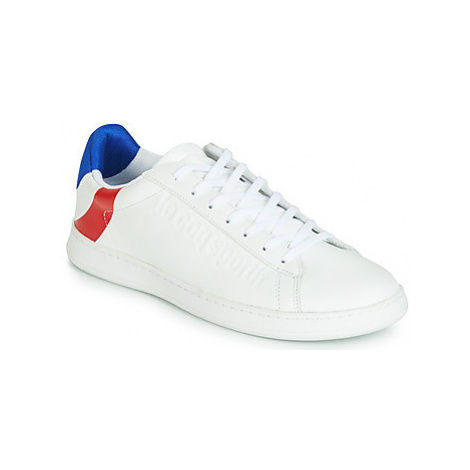 Le Coq Sportif BREAK COCARDE women's Shoes (Trainers) in White