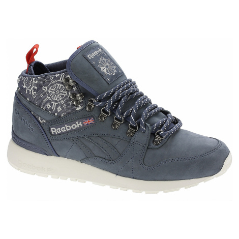 shoes Reebok Classic GL 6000 Mid SG - Royal Slate/Chalk/Roit Red