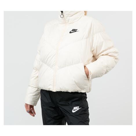 White women's sports winter jackets
