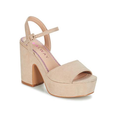 Coolway CRYS women's Sandals in Beige