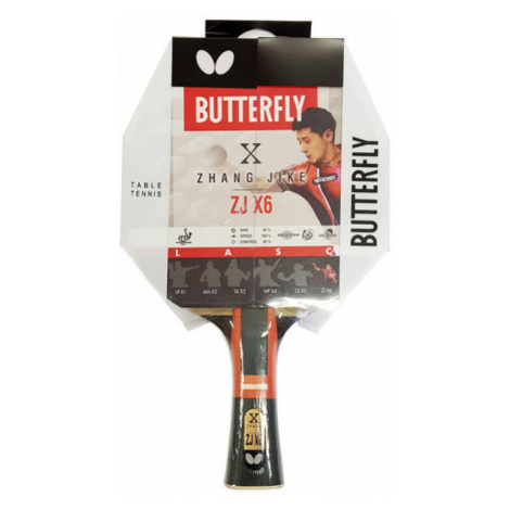 Butterfly ZHANG JIKE ZJX6 - Table tennis bat