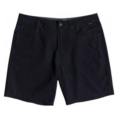 Quiksilver NELSON SURFWASH AMPHIBIAN 18 black - Men's swim shorts