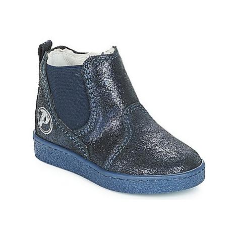 Primigi WODY girls's Children's Mid Boots in Blue