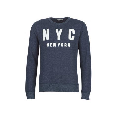 Selected SLHSIMON men's Sweatshirt in Blue