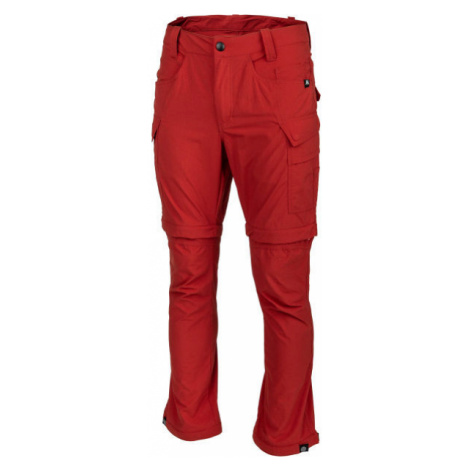 Northfinder CARTON red - Men's trousers