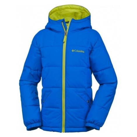 Columbia GYROSLOPE JACKET blue - Kids' jacket