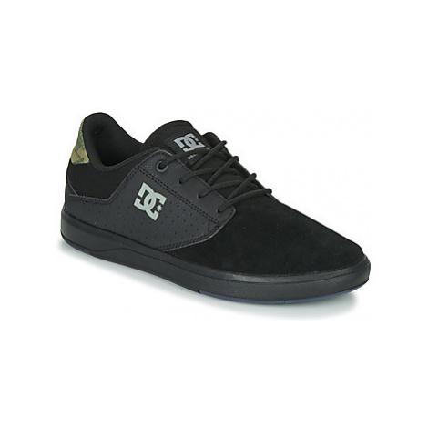 DC Shoes PLAZA TC SE men's Shoes (Trainers) in Black