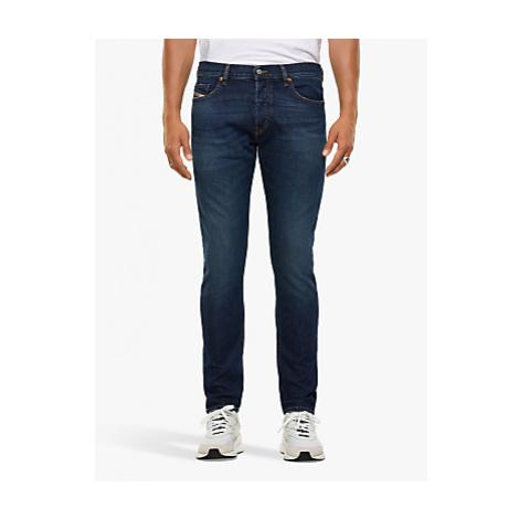 Diesel Slim Fit Jeans, Dark Blue