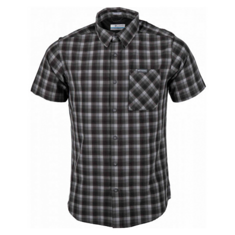 Columbia TRIPLE CANYON™ SS SHIRT green - Men's shirt