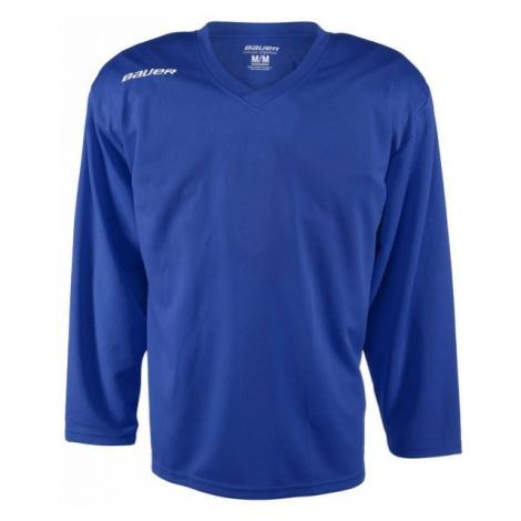 Bauer 200 JERSEY YTH blue - Children's ice hockey jersey