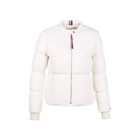 Tommy Hilfiger MIRANDA STRETCH DOWN JACKET women's Jacket in Beige
