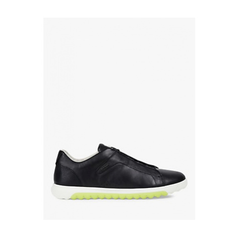 Geox Nexside Leather Trainers
