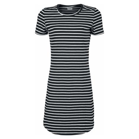 Noisy May - Simma Dress - Dress - black-white