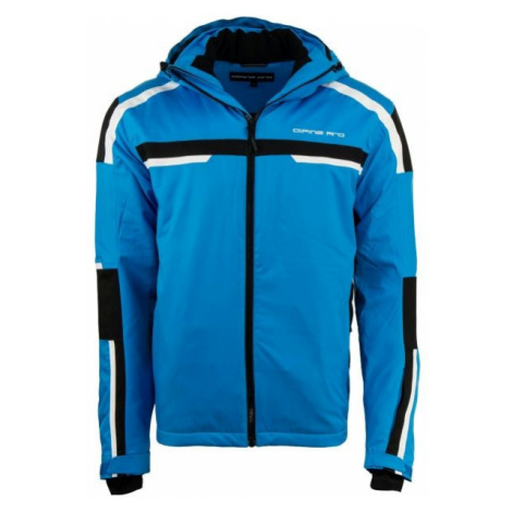 ALPINE PRO NEKLAN blue - Men's ski jacket