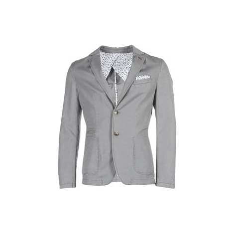 Benetton MASKIOL men's Jacket in Grey United Colors of Benetton