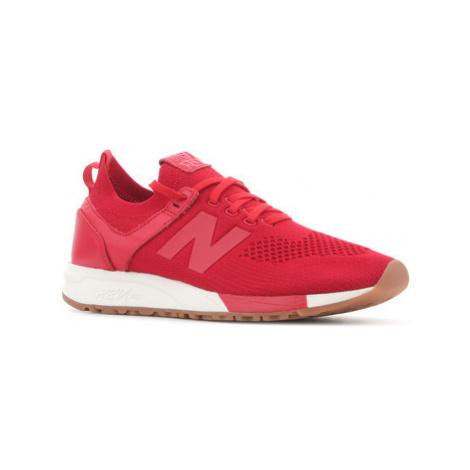 New Balance MRL247DC men's Shoes (Trainers) in Red