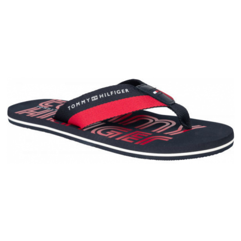 Tommy Hilfiger SUSTAINABLE TOMMY BEACH SANDAL - Men's flip-flops