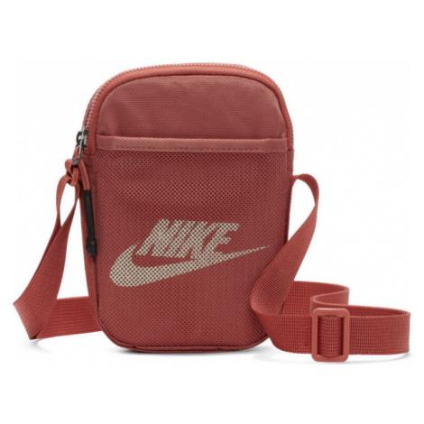 Nike HERITAGE CROSSBODY red - Shoulder bag