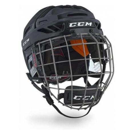 CCM FITLITE 90 COMBO SR black - Hockey helmet