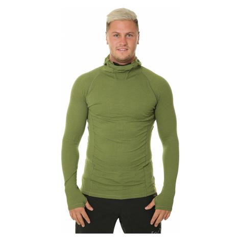 T-Shirt Sensor Merino DF LS - Safari - men´s