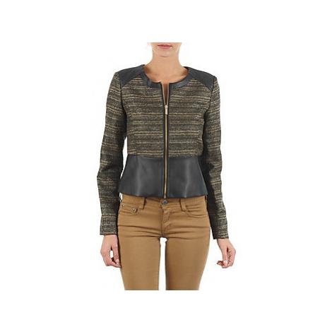 Manoukian QUEELT women's Jacket in Black