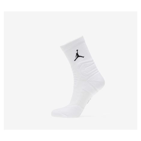 Jordan Flight Ankle Socks White/ Black