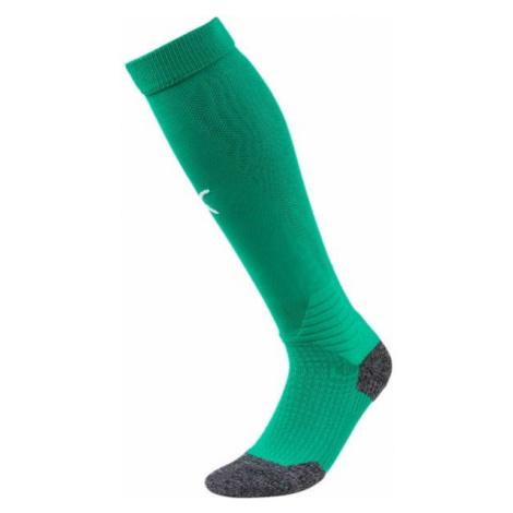 Puma TEAM LIGA SOCKS green - Men's football socks
