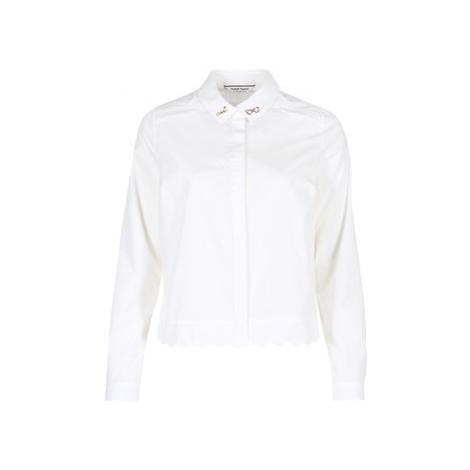 Naf Naf HECOOL women's Shirt in White