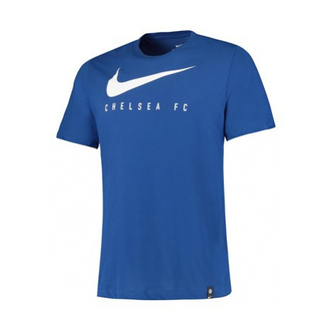 Chelsea Training Ground T-Shirt - Blue Nike